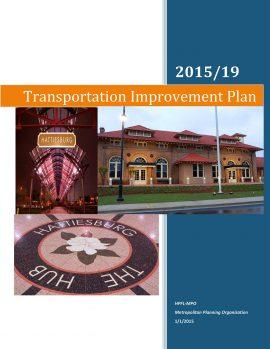TRANSPORTATION IMPROVEMENT PLAN