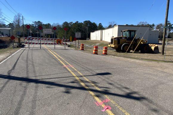 Campbell Loop Bridge Construction Begins