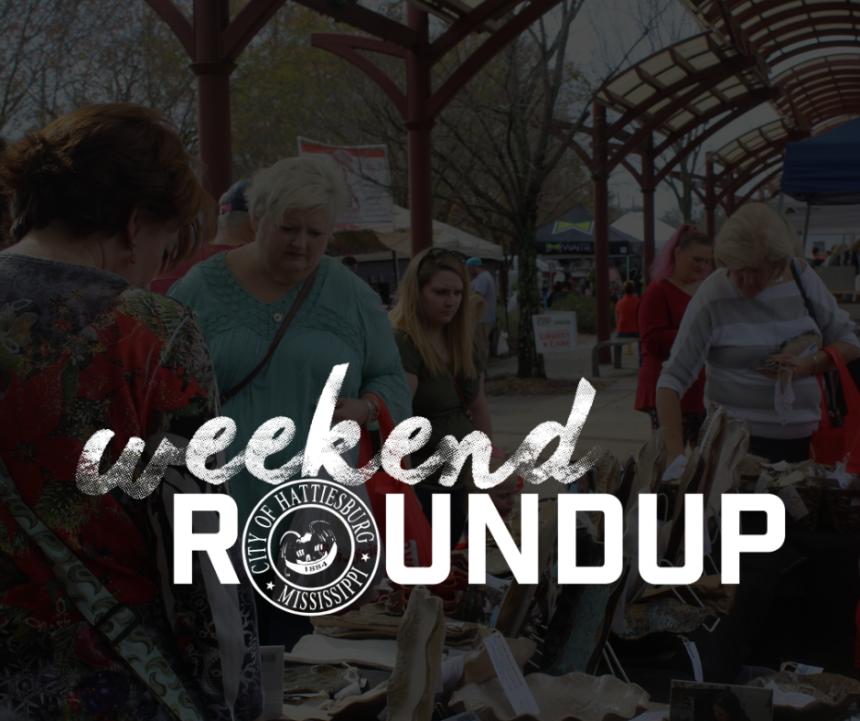 Weekend Roundup: November 15 – November 17