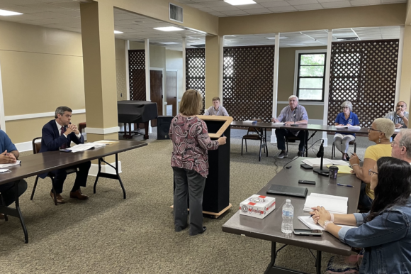 Hattiesburg City Council Receives FY 2020 Audit