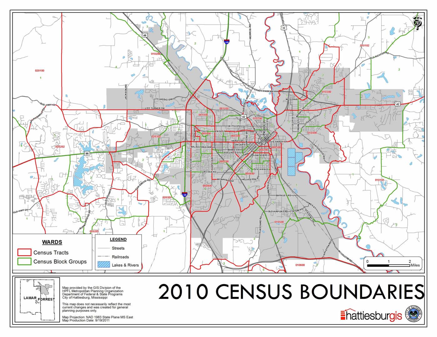 North charleston south carolina city information epodunk -  Gis And Mapping City Of Hattiesburg