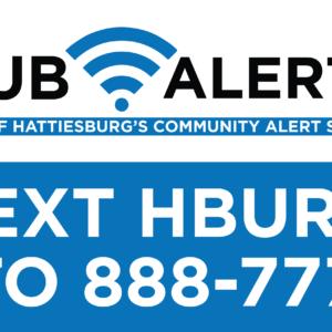 City of Hattiesburg Launches Hub Alerts