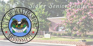 The City of Hattiesburg Senior Center