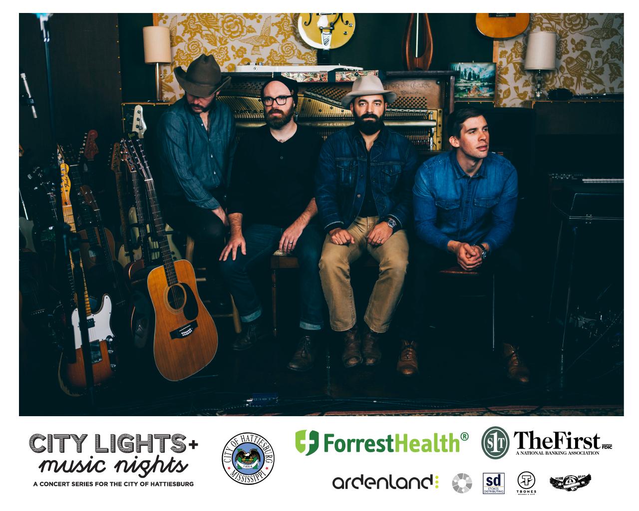 City Lights Music Nights Drew Holcomb The Neighbors City Of