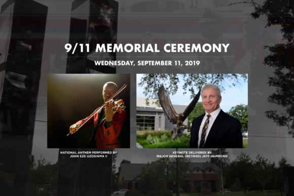 Hattiesburg Hosts Annual 9/11 Memorial Ceremony