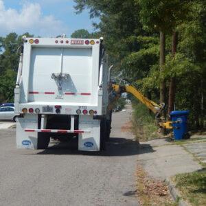 City Operates Modified Pick-Up Schedule Post Hurricane Ida