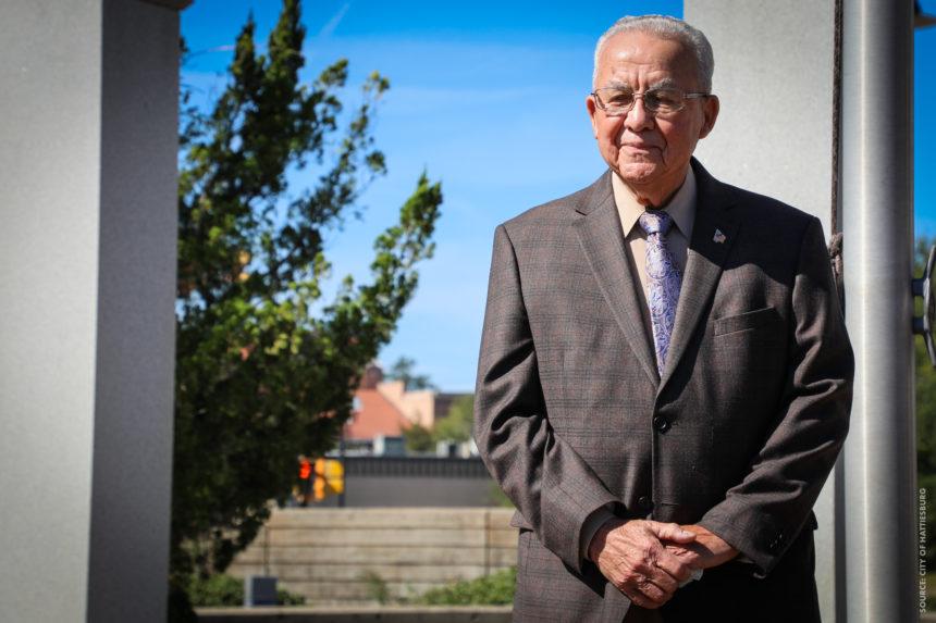 Vernon F. Dahmer, Jr., Selected as Hattiesburg Veteran of the Year